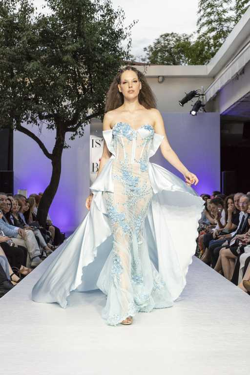 Istituto di moda burgo fashion show s s 2018 tema l for Burgo istituto