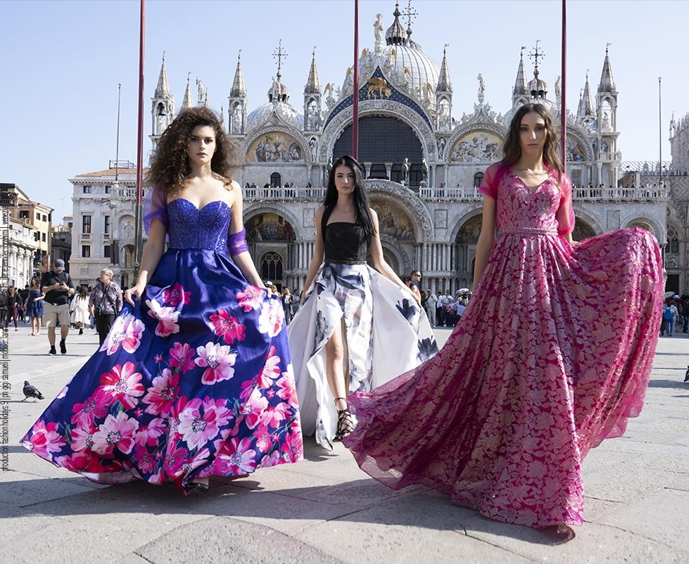 Abiti Da Cerimonia Yada.La Collezione Primavera Estate 2020 Di Yada Couture Protagonista